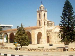 Церковь в Лиопетре