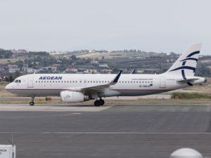 Греческая авиакомпания