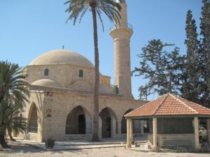 Мечеть у озера