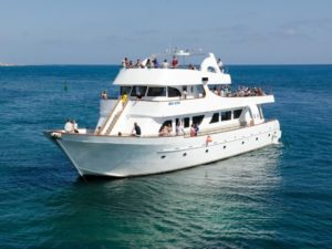 Поездка на яхте