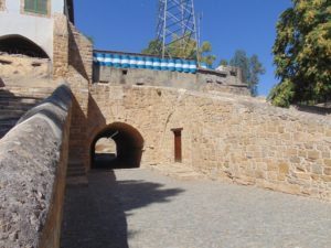 Пафосские ворота