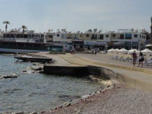 Пляж Бани