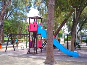 Площадка для детей
